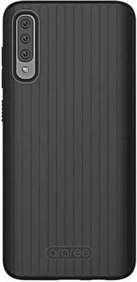Чехол (клип-кейс) Samsung для Samsung Galaxy A70 araree Airdome черный (GP-FPA705KDBBR)
