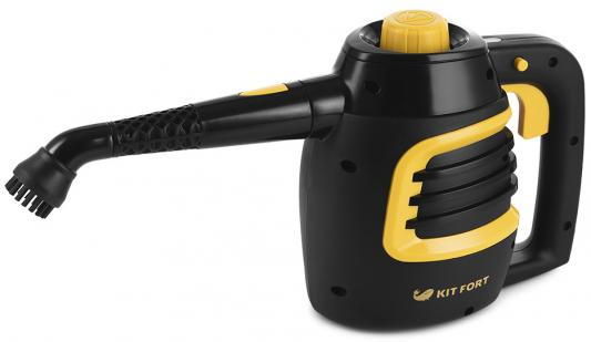 Пароочиститель KITFORT КТ-930 900Вт чёрный недорого