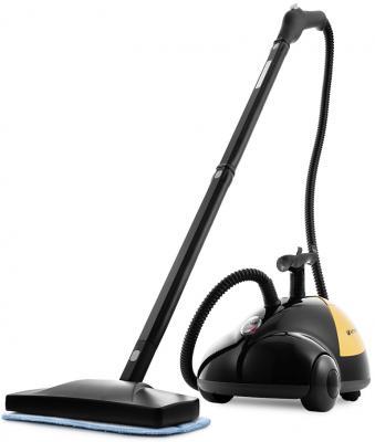 Пароочиститель KITFORT КТ-931 1500Вт оранжевый чёрный измельчитель kitfort кт 1321 уцененный товар 18