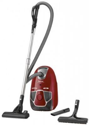 лучшая цена Пылесос Tefal TW6843EA 2200Вт красный/черный