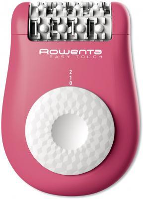 Эпилятор Rowenta Easy Touch EP1110 белый розовый