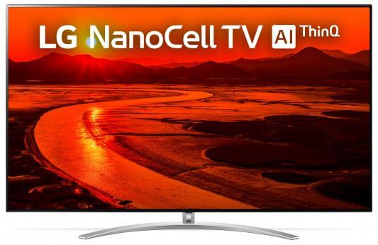Фото - Телевизор LED LG 55 55SM9800PLA черный/коричневый/Ultra HD/100Hz/DVB-T2/DVB-C/DVB-S2/USB/WiFi/Smart TV (RUS) блузка женская oodji ultra цвет коричневый терракотовый 14201014 14675 3731e размер xxs 40