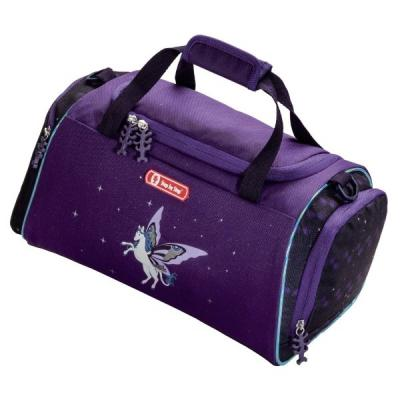 цена на Сумка спортивная Универсальная Step by Step 138385 полиэстер фиолетовый