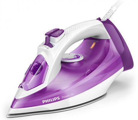 Утюг Philips GC2991/30 2300Вт фиолетовый фен philips bhd 282 00 2300вт фиолетовый