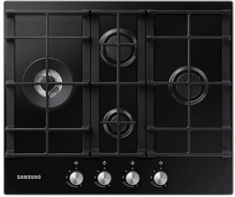 Варочная панель газовая Samsung NA64H3030BK/WT черный цена