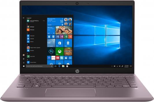 "HP Pavilion 14-ce2008ur (Msft modern) 14""(1920x1080 IPS)/Intel Core i5 8265U(1.6Ghz)/8192Mb/256PCISSDGb/noDVD/Int:Intel UHD Graphics/Cam/BT/WiFi/41WHr/war 1y/Misty Mauve+Plum Mauve/W10"