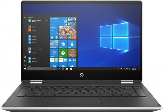 HP Pavilion 14x360 14-dh0002ur (Msft modern) 14(1920x1080 IPS)/Touch/Intel Core i3 8145U(2.1Ghz)/4096Mb/HDD 1TB 5400RPM + Optane 16GB M2 PCIe-3x2 3D Xpoint Gb/noDVD/Int:Intel UHD Graphics/war 1y/Natural Silver/W10 intel optane ssd p4800x series 750gb 2 5in pcie x4 3d xpoint 15mm 956965