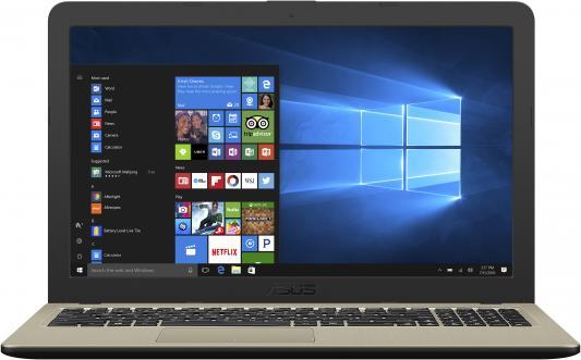 Ноутбук Asus VivoBook X540BP-DM119T A9 9425/8Gb/1Tb/SSD128Gb/AMD Radeon R5 M420 2Gb/15.6/FHD (1920x1080)/Windows 10/black/WiFi/BT/Cam цена