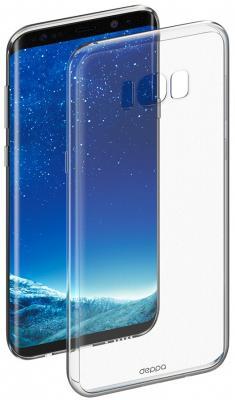 Чехол Deppa Gel Case для Samsung Galaxy S8+, прозрачный