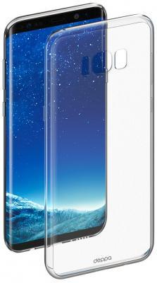 Чехол Deppa Gel Case для Samsung Galaxy S8, прозрачный