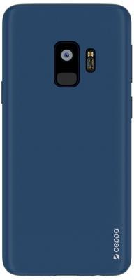 Чехол Deppa Air Case для Samsung Galaxy S9, синий цена и фото