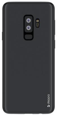 Чехол Deppa Air Case для Samsung Galaxy S9+, черный цена и фото