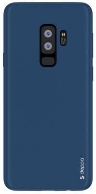 Чехол Deppa Air Case для Samsung Galaxy S9+, синий цена и фото