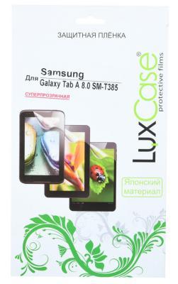 цена на Защитная пленка LuxCase для Samsung Galaxy Tab A 8.0 (Суперпрозрачная) SM-T380/385