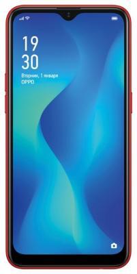 Смартфон Oppo A1k 32 Гб красный (CPH1923) goowiiz коричневый oppo f5
