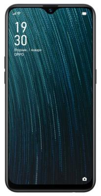 Смартфон Oppo A5s Black MTK MT6765/3GB/32GB/6.2'' 1520x720/2 Sim/3G/LTE/BT/13Mp+2Mp/8Mp/Wi-Fi/GPS/Android 8.1 smartch h1 smart watch android 5 1 os smartwatch 512mb 4gb rom gps sim 3g heart rate monitor camera waterproof sports wristwatch