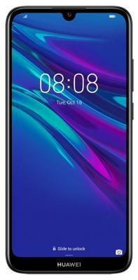 Смартфон Huawei Y6 2019 32 Гб черный (51093TKP)  - купить со скидкой