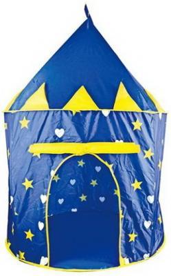 Палатка игровая Замок Принца, 105*105*140см, сумка на молнии цена