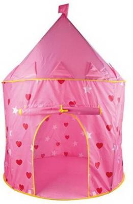Палатка игровая Замок Принцессы, 105*105*140 см, сумка на молнии цена