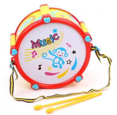 Музыкальная игрушка Наша Игрушка Барабан игрушка