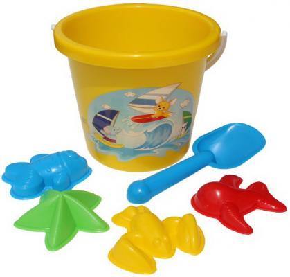 Набор Совтехстром Песочный 6 предметов в ассортименте песочный набор полесье смешарики xv 7 предметов в ассортименте