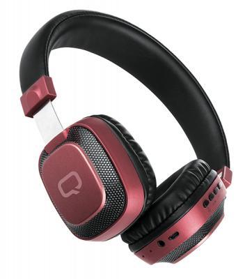 Гарнитура QUMO Style 2 розовый 24077