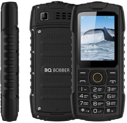 Мобильный телефон BQ BQ-2439 Bobber черный