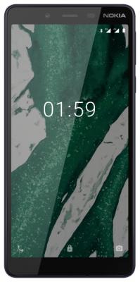 Смартфон NOKIA 1 Plus 8 Гб черный (16ANTB01A04) цена и фото