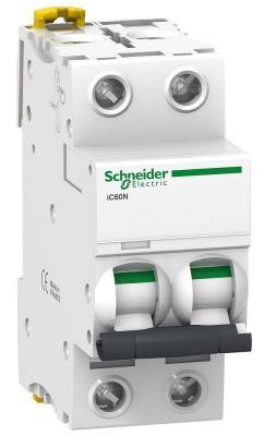 Schneider-electric A9F78250 АВТ. ВЫКЛ.iC60N 2П 50A B