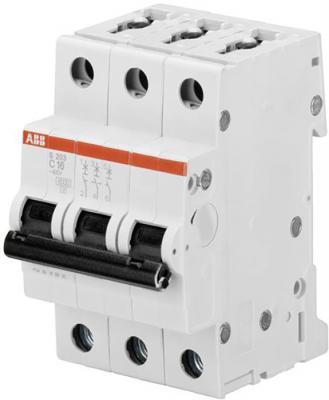 ABB 2CDS253001R0104 Автомат.выкл-ль 3-полюсной S203 C10