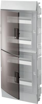 ABB 1SLM004101A2208 Бокс в нишу Mistral41 48М прозрачная дверь (c клемм) бокс abb 1spe007717f9978