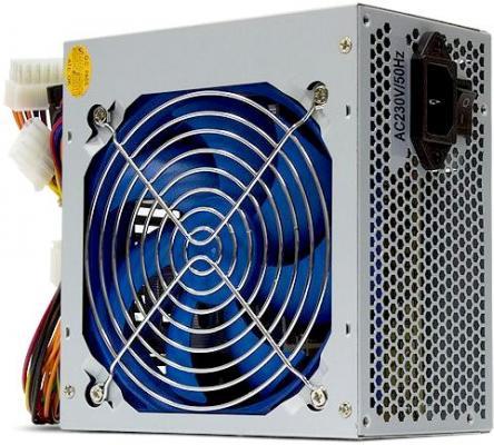 CROWN Блок питания CM-PS450W PLUS (PEAK 450W, 20+4in 500mm, 4+4pin*1, SATA*3, MOLEX*2, 120mm FAN, I/O, пузырьковая упаковка) блок питания formula atx 450w formula ap450 80 80 bronze 24 4 4pin apfc 120mm fan 7xsata rtl
