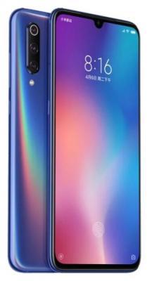 Смартфон Xiaomi Mi 9 64 Гб синий смартфон