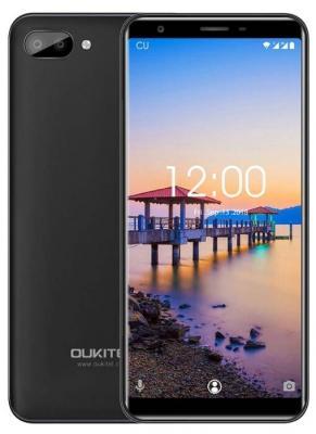 Смартфон Oukitel C11 8 Гб черный сотовый телефон oukitel c11 pro black