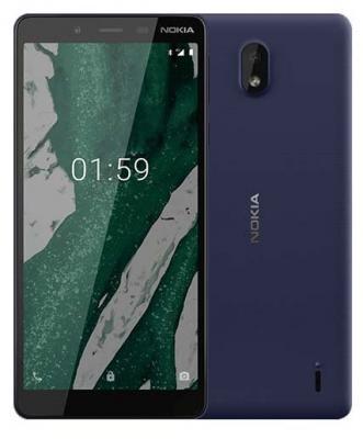 Смартфон NOKIA 1 Plus 8 Гб синий (TA-1130 ) цена и фото