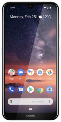 Смартфон NOKIA 3.2 16 Гб черный (719901071331)