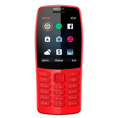 Телефон Nokia 210 DS TA-1139 RED стоимость
