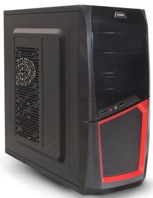 Корпус ATX Super Power Winard 3069 400 Вт чёрный