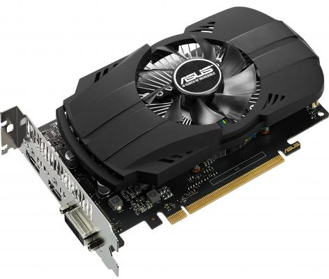 Видеокарта 4096Mb ASUS GeForce GTX 1050 Ti PH-GTX1050TI-4G PCI-E 4096Mb GDDR5 128 Bit OEM из ремонта недорго, оригинальная цена