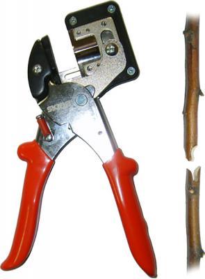 Секатор SKRAB 28049 рез Ф12мм прививочный секатор skrab 28037