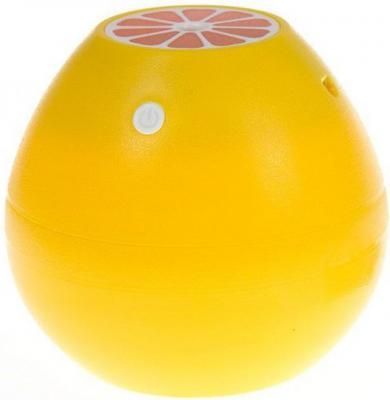 цена на Увлажнитель воздуха ультразвуковой настольный «Грейпфрут», желтый
