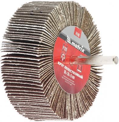 Круг Лепестковый Радиальный (КЛ) MATRIX 74142 80 х 30 х 6мм p 60 губка для шлифования 100 х 70 х 25 мм средняя жестк 3 шт p 60 80 p 60 100 p 80 120 matrix