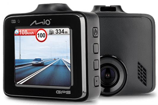 Видеорегистратор Mio MiVue C335 черный 2Mpix 1080x1920 1080p 130гр. GPS AIT 8328 видеорегистратор neoline g tech x52 черный 1080x1920 1080p 130гр
