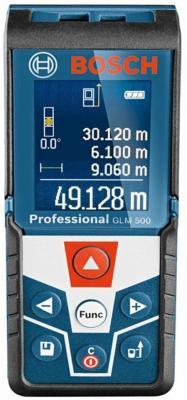 цена на Лазерный дальномер Bosch GLM 500