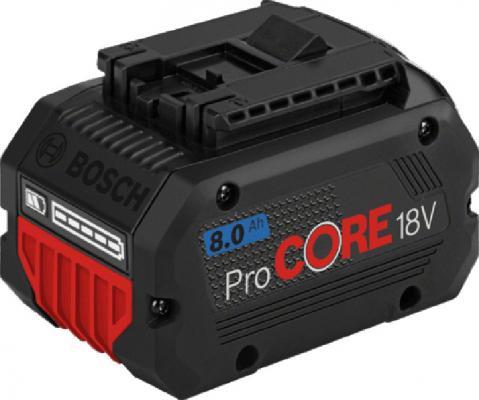 Аккумулятор для Bosch Li-ion с любыми новыми и существующими инструментами и зарядными устройствами Bosch Professional 18 V аккумулятор bosch gba 12 v 3 0ah professional 1600 a 00 x 79