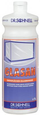 Средство для мытья стекол DR.SCHNELL GLASAN 1л средство для мытья стекол pro brite glass cleaner 5л