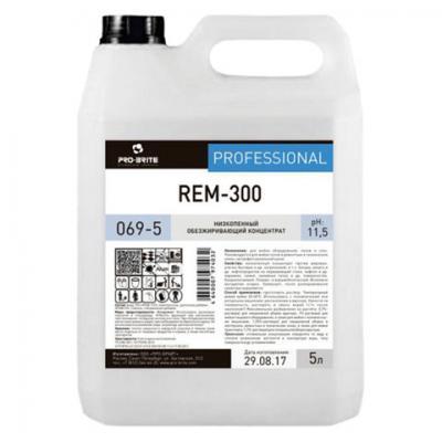 Средство моющее универсальное DR.SCHNELL PRO-BRITE REM-300 5л универсальное моющее средство для посуды gipfel 300 г