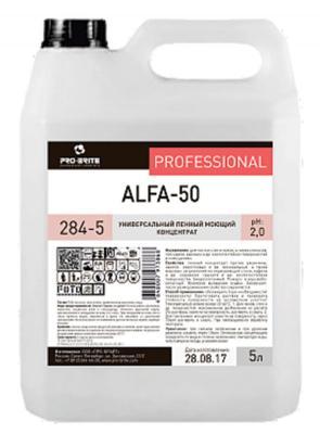 Средство моющее универсальное DR.SCHNELL ALFA-50 5л все цены