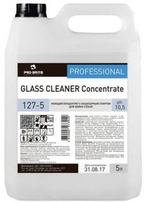Средство для мытья стекол PRO-BRITE GLASS CLEANER 5л средство для мытья стекол pro brite glass cleaner 5л