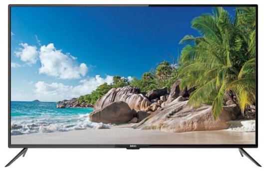 Телевизор LED BBK 55 55LEX-6045/UTS2C черный/Ultra HD/50Hz/DVB-T2/DVB-C/DVB-S2/USB/WiFi/Smart TV (RUS) телевизор 55 bbk 55lex 6039 uts2c 4k uhd 3840x2160 smart tv черный
